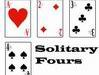 Solitary Fours